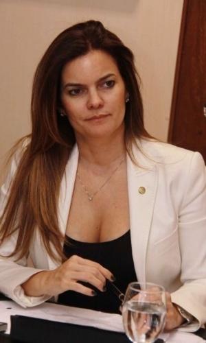 Iracema Portella, candidata à reeleição como deputada federal pelo PP do Piauí