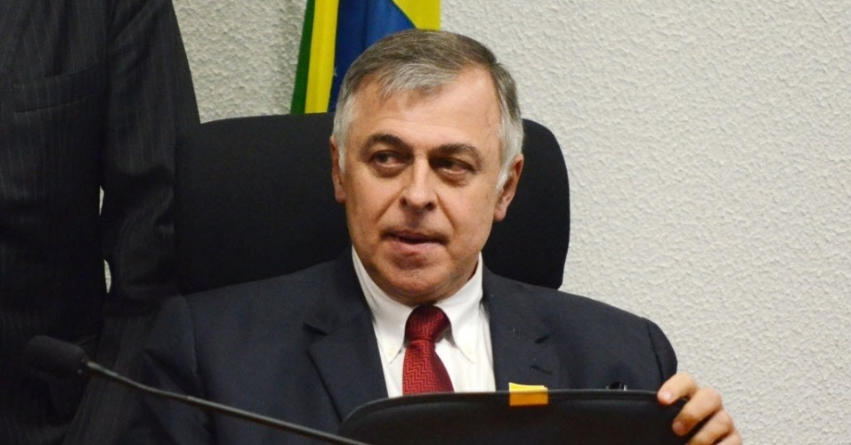 Paulo Roberto Costa - es-diretor da Petrobras, investigado pela Polícia Federal por suposto envolvimento em esquema bilionário de lavagem de dinheiro