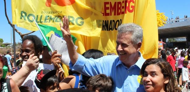 Senador Rodrigo Rollemberg (PSB) vence as eleições para o governo do Distrito Federal