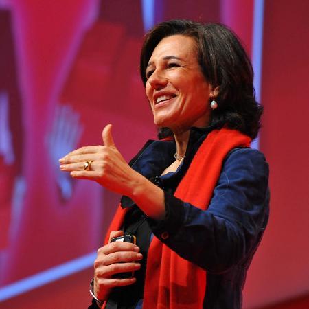 Ana Patrícia Botín, presidente do Grupo Santander - Comunicação/Banco Santander