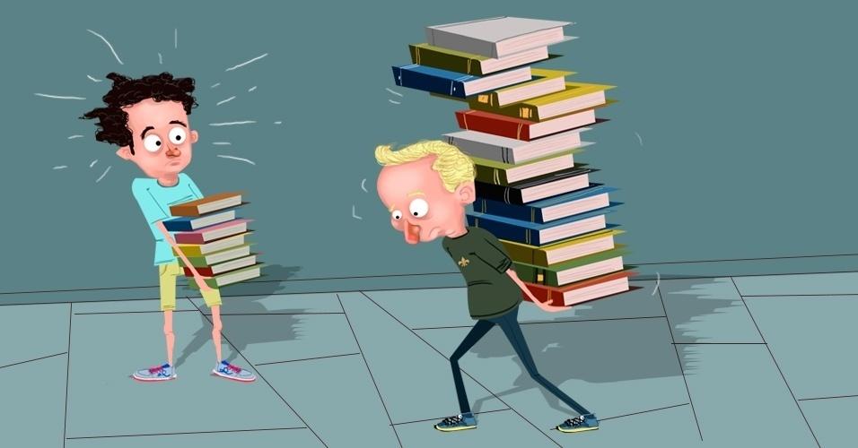 Matemática é mais difícil do que as disciplinas de humanas - DEPENDE