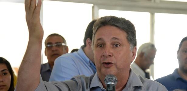 Garotinho, que é secretário de Segurança em Campos, foi preso pela PF