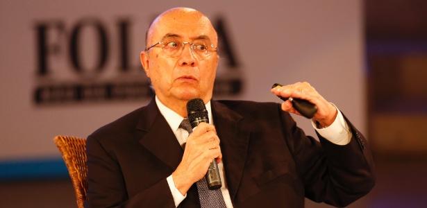 Henrique Meirelles é cotado para Ministro da Fazenda em eventual governo Temer - Moacyr Lopes Junior/Folhapress