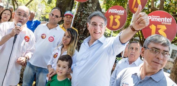 Pimentel leva o PT ao governo de Minas - Fernando Cavalcanti/Divulgação