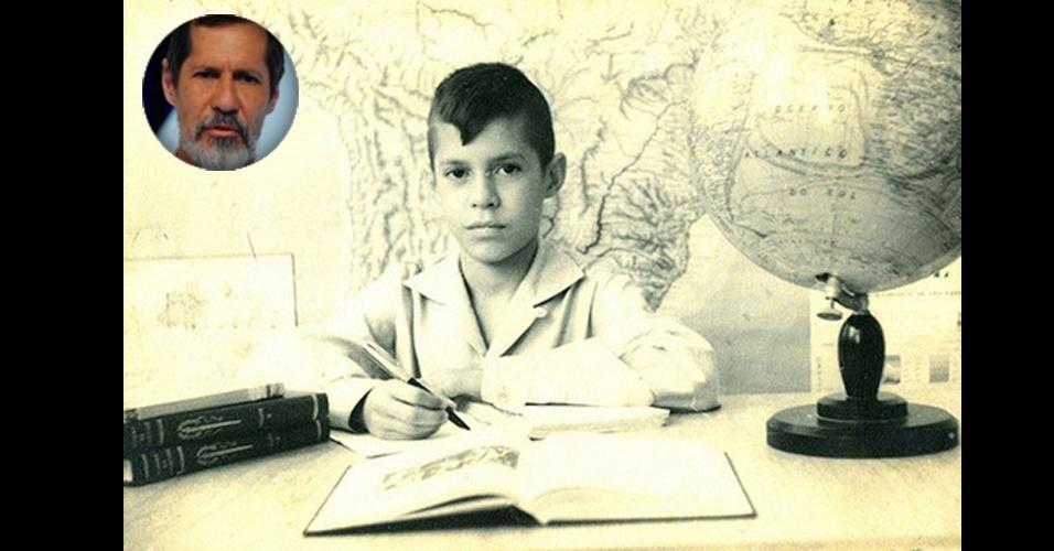 Eduardo Jorge, candidato pelo PV, nasceu em 26 de outubro de 1949, em Salvador (BA)