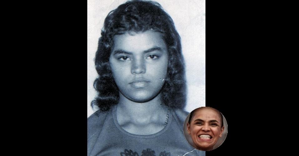 Marina Silva, candidata pelo PSB, nasceu em 8 de fevereiro de 1958, em Breu Velho (AC)