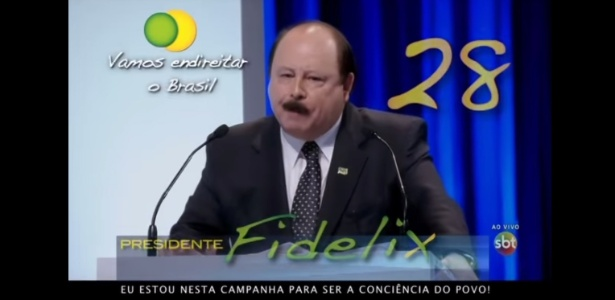 Levy Fidelix, o rei dos erros - Reprodução/Horário Eleitoral Gratuito