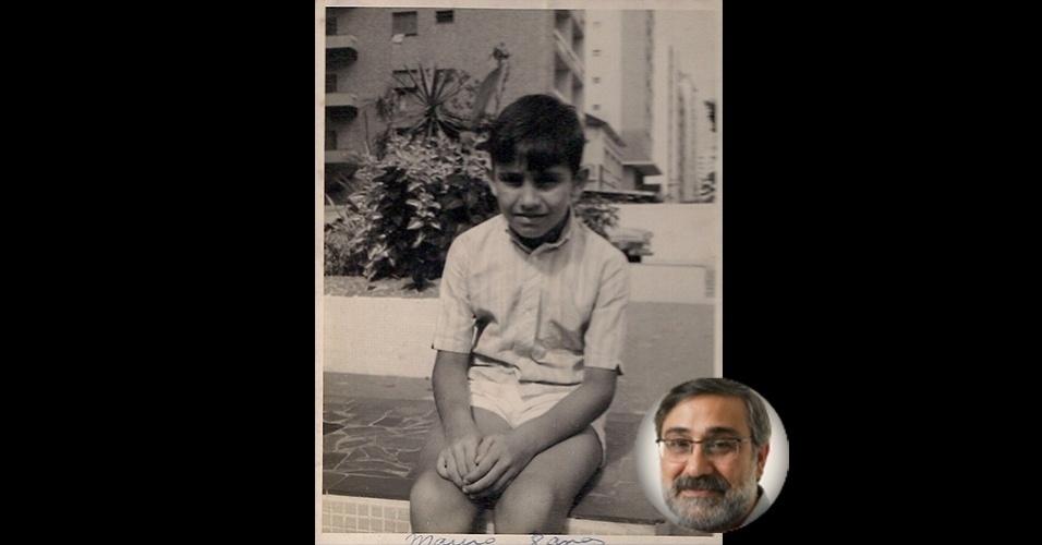 Mauro Iasi, candidato pelo PCB, nasceu em 10 de fevereiro de 1960, em São Paulo (SP)