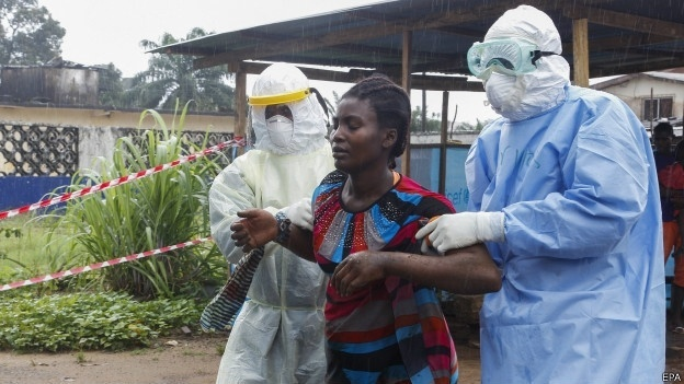 22.set.2014 - Mais centros de tratamento e fim do isolamento de países afetados podem ajudar a conter crise