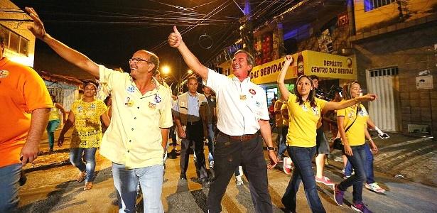Collor (PTB) se reelege senador por AL - Divulgação