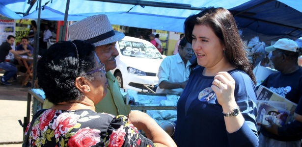 Simone Tebet (PMDB) é senadora pelo MS - Divulgação