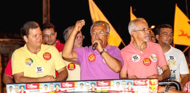 Jackson Barreto (PMDB) é reeleito governador de SE - Divulgação
