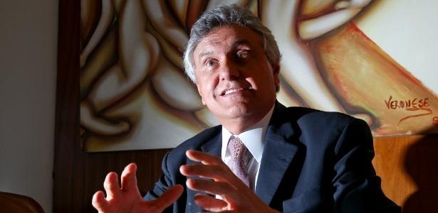 Ronaldo Caiado (DEM) é senador por Goiás - Pedro Ladeira/Folhapress