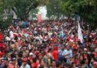 MTST protesta contra falta de água e de moradias em SP - Junior Lago/UOL