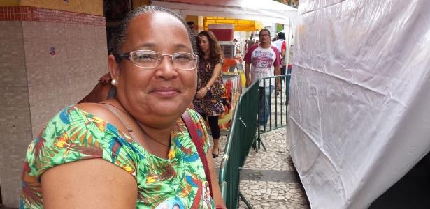"""Dilmetes"" tietam candidata na Bahia - Leandro Prazeres/UOL"
