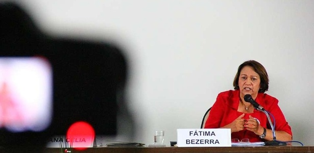 Fátima Bezerra (PT) é senadora pelo RN - Rayane Mainara/UFRN