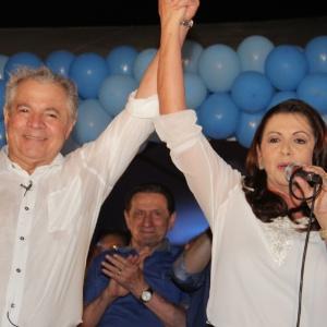 Em setembro, Neudo Campos deixou a disputa ao governo roraimense; chapa foi assumida por sua mulher, Suely