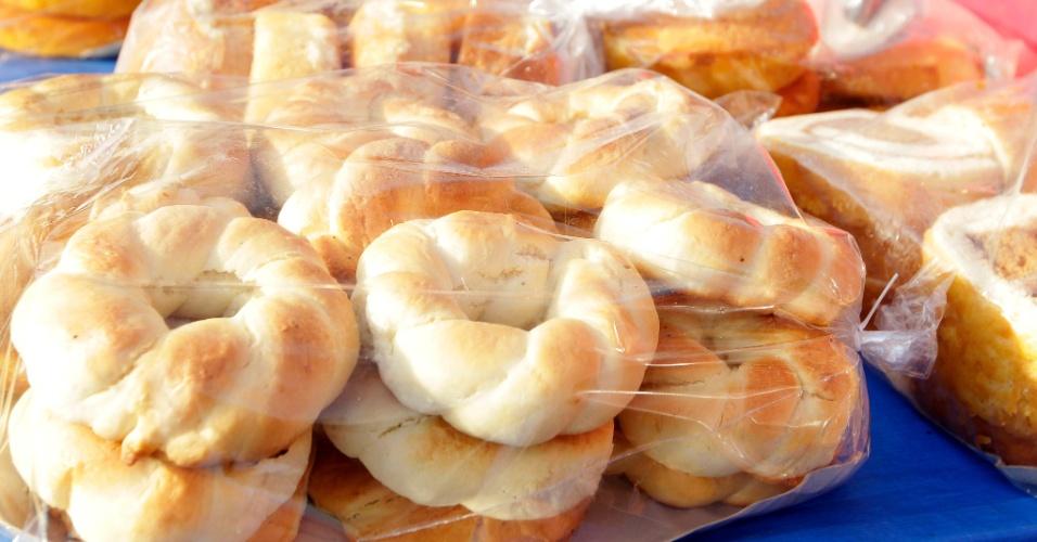 24.set.2014 - Alimentos doces, produzidos com açúcar e farinha branca, proporciona baixo teor de nutrientes e alta concentração de carboidratos