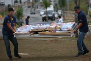 Propaganda eleitoral antecipada ou irregular na rua pode ser denunciada pela internet