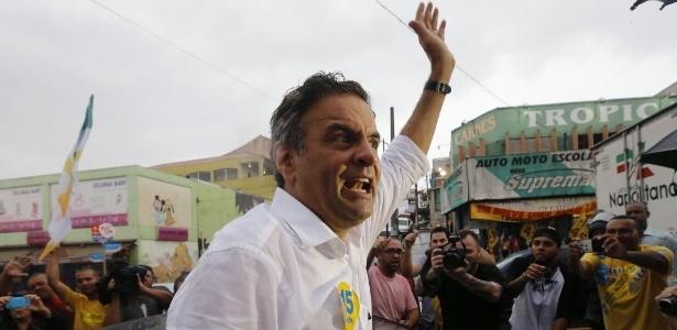 Caminhada em Taboão (SP) - Paulo Whitaker/Reuters