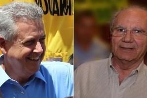 Rodrigo Rollemberg (PSB) e Jofran Frejat (PR) se enfrentam nas urnas neste domingo