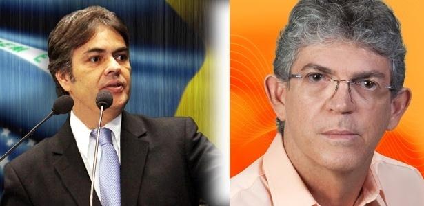 PB: Cunha Lima (PSDB) e Coutinho (PSB) no 2º turno - UOL