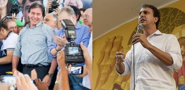 Eunício Oliveira (PMDB) e Camilo Santana (PT) disputam segundo turno no Ceará