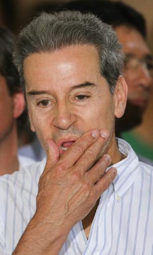 Senador cassado Luiz Estevão