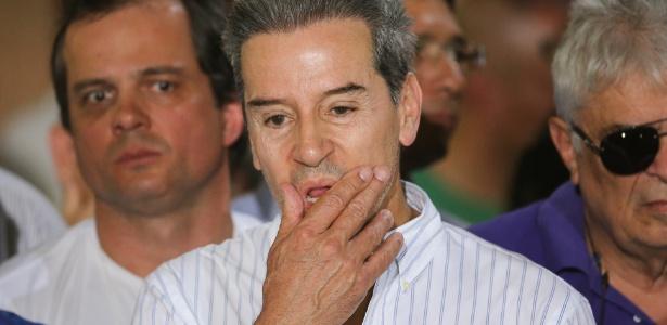 Estevão foi condenado a 31 anos de prisão por desvio de verbas das obras