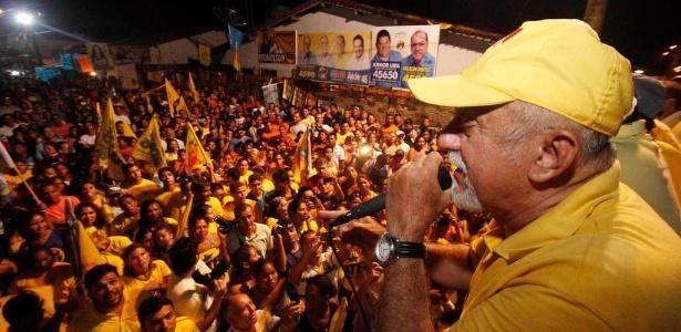 Jatene, 65, reeleito, já disputou e ganhou o cargo de governador em 2002 e 2010