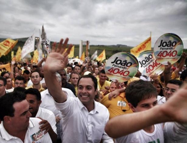 Paulo Câmara (PSB) é eleito governador de Pernambuco no primeiro turno