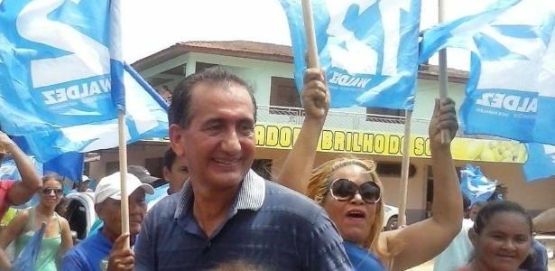 Waldez derrotou o atual governador do Estado, Camilo Capiberibe (PSB), e conseguiu seu terceiro mandato