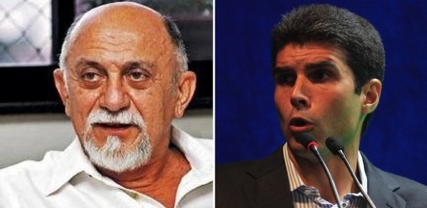 Pará: Simão Jatene (PSDB) e Helder Barbalho (PMDB) estão no 2º turno - Arte UOL