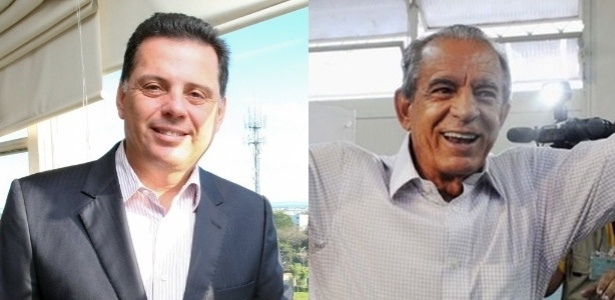 GO: 2º turno entre Perillo (PSDB) e Rezende (PMDB) - Arte UOL