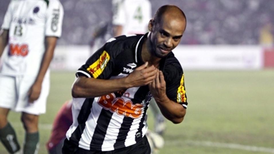 Marques Abreu, ex-jogador do Atlético Mineiro
