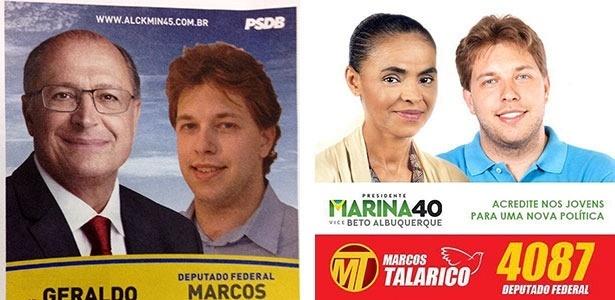 Empresário do Morumbi usa bordão de Campos para conseguir votos em favela - Reprodução