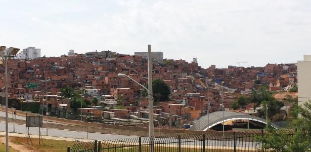 Pastor rejeitado - Guilherme Balza/UOL