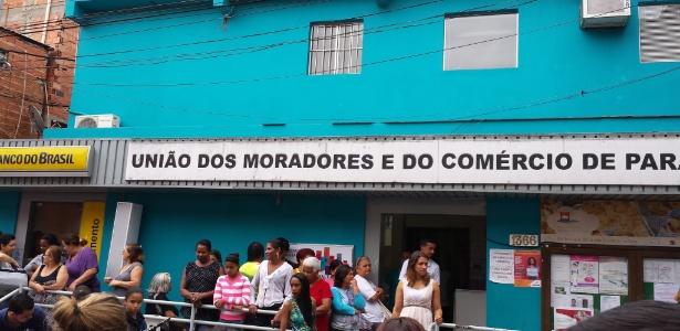 O cara da comunidade - Guilherme Balza/UOL