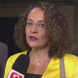 Luciana Genro começa debate criticando Rede Globo - Reprodução