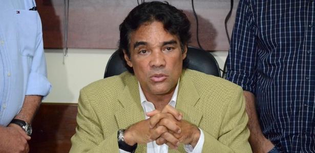 O candidato ao governo do Maranhão Edison Lobão Filho (PMDB) fez denúncia contra o presidente do TCE (Tribunal de Contas do Estado), Edmar Cutrim