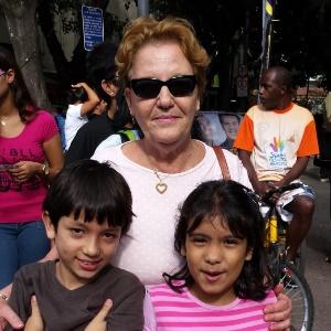 Marina é diferente pessoalmente, diz dona de casa - Guilherme Balza/UOL