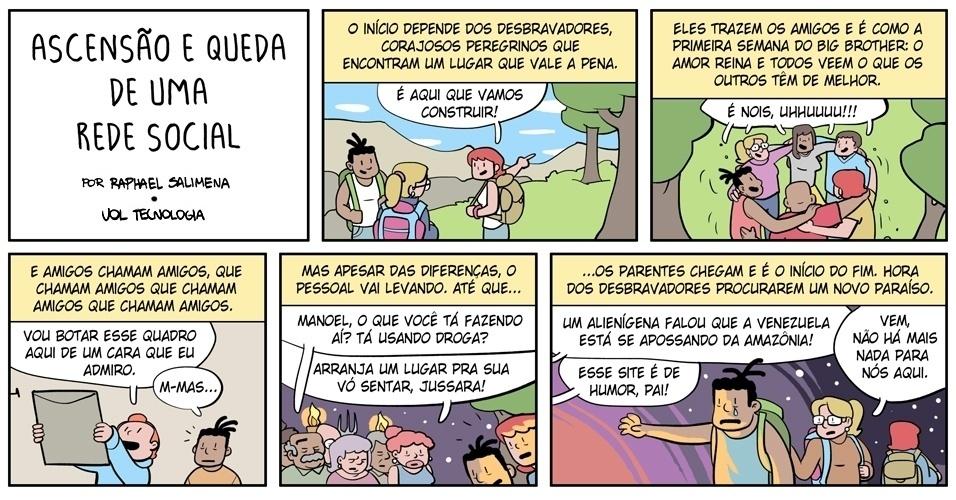 3.out.2014 - 'Ascensão e queda de uma rede social'