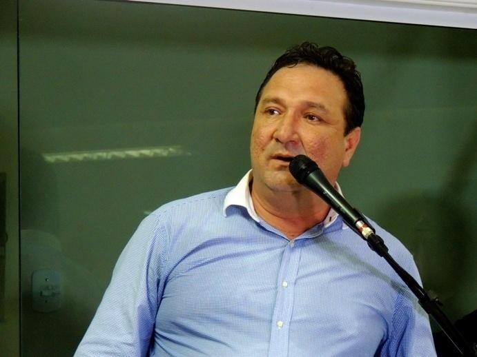 3.set.2014 - Lucas Barreto é o candidato do PSD ao governo do Amapá
