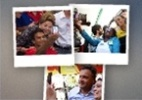 """Eleições 2014: a campanha dos """"selfies"""" - Arte/UOL"""