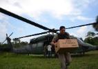 Ministério da Defesa garante urnas em áreas isoladas no Acre - João Evangelista/ FAB