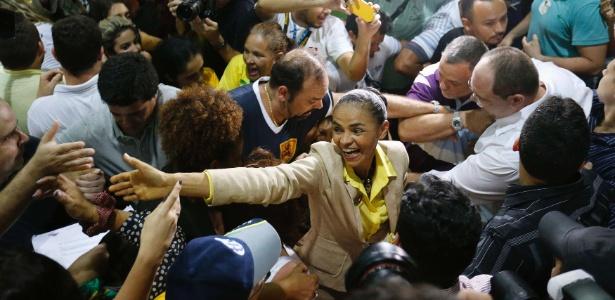 Análise: Marina renasce - Sergio Moraes/Reuters