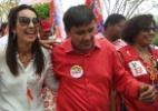 Wellington Dias faz caminhada ao lado de vice e candidato ao Senado - Reprodução/Facebook