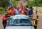 Sandoval Cardoso (SD) faz carreata na véspera das eleições no TO; veja fotos - Reprodução/Facebook