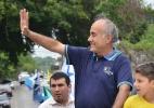 Candidato a governador, Tião Bocalom (DEM) faz carreata em Rio Branco (AC) - Reprodução/Facebook