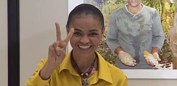 Análise: Campanha de Marina foi amadora - SBT/ UOL